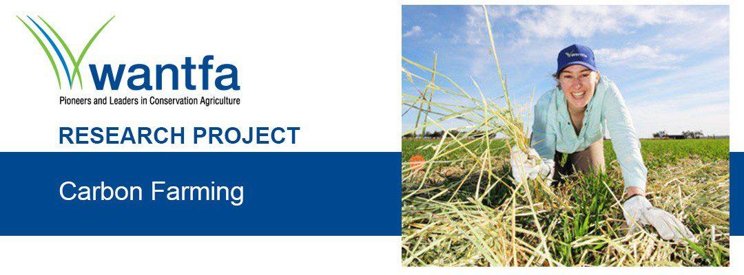 PROJECT: Carbon Farming