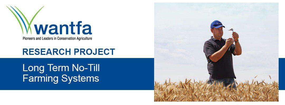 Long term no-till farming systems